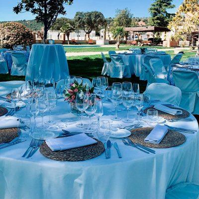 tu banquete en Complejo Rural Valdepusa