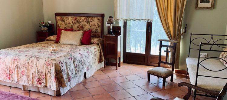 Complejo Valdepusa - Habitación Lince Dormitorio