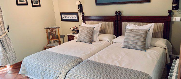 Complejo Valdepusa - Habitación Corzo Dormitorio