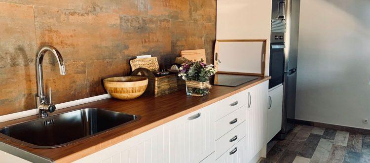 Complejo Valdepusa - loft Acebuche Cocina