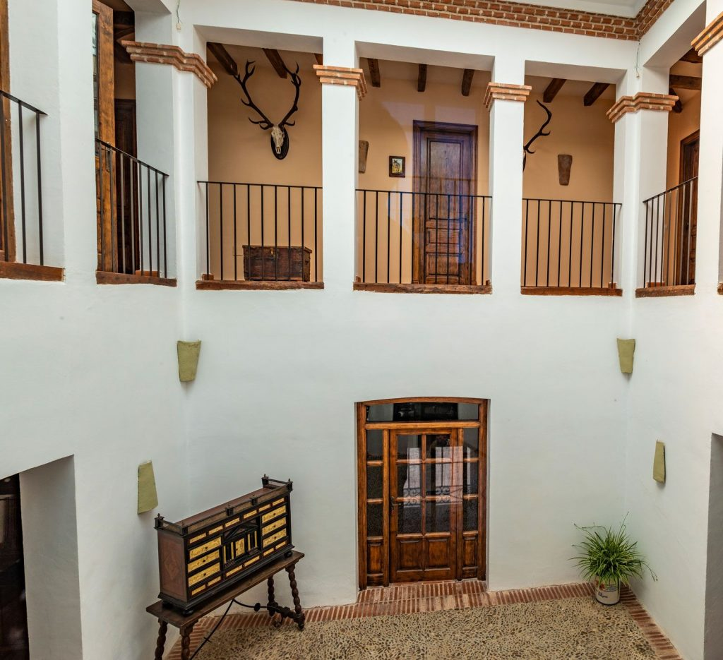 Complejo Valdepusa - Patio Interior